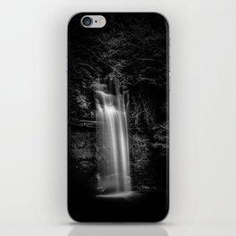 Glencar Waterfall iPhone Skin