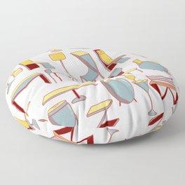 Chair alphabet Floor Pillow