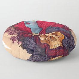Raven Floor Pillow