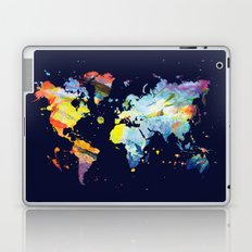 THE COLORFUL WORLD Laptop & iPad Skin