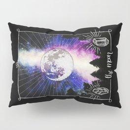 The Moon Tarot by WildOne Pillow Sham