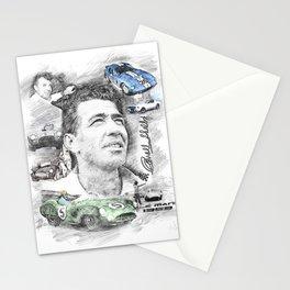 Carroll Shelby, Portrait Stationery Cards