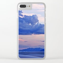 White Sands XX Clear iPhone Case
