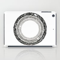 portal iPad Cases featuring Portal by Alex Tannen Designs