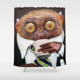 This Anxiety is Killing Me! Shower Curtain