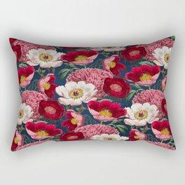 Flower garden III Rectangular Pillow