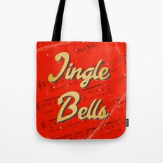 Jingle Bells #1 - A Hell Songbook Edition Tote Bag