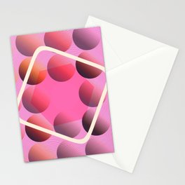 Balls! Stationery Cards