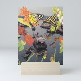Saigon Mini Art Print