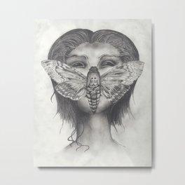 Cleopatra Brimstone Metal Print