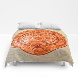 Montezuma's Calendar Comforters