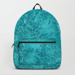 Frozen Leaves 21 Backpack
