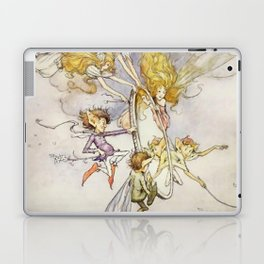 """""""The Magic Mirror"""" by Duncan Carse Laptop & iPad Skin"""
