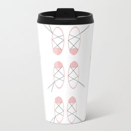 bbnyc ballet slippers Travel Mug