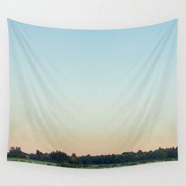 Morning Gathering Wall Tapestry