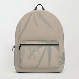 Tropical afternoon Backpack