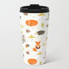 Cute animals Travel Mug
