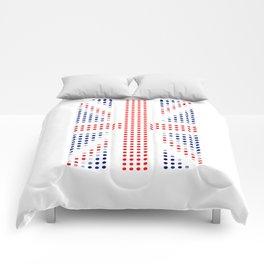UK Flag Comforters