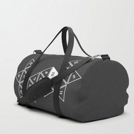 Unrolled D20 Duffle Bag