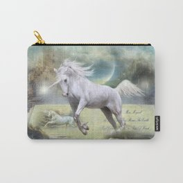 Pure Of Heart Carry-All Pouch