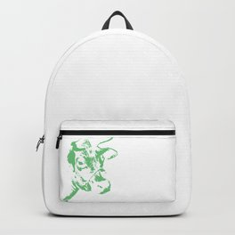 Follow the Green Herd #778 Backpack