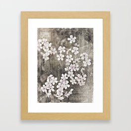 object of my affection Framed Art Print