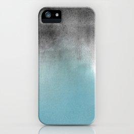 Merge Blue iPhone Case
