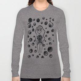 Sleep-away Anxiety Long Sleeve T-shirt