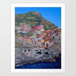 Cinque Terre 2 Art Print