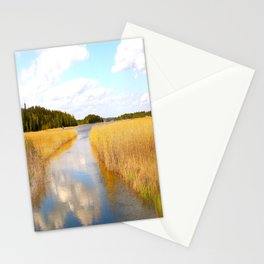 View From The Bridge - version #2 Stationery Cards