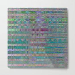 Silky Pastels Metal Print