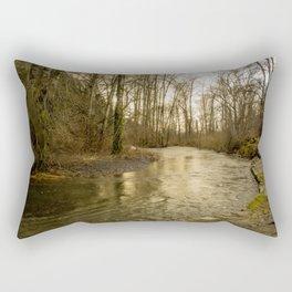 Rios de Oregon 2 Rectangular Pillow