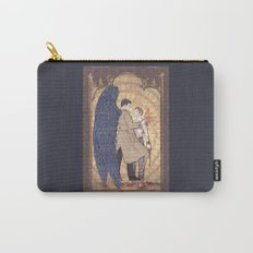Angelic Intervention (Dean Winchester is Saved) Carry-All Pouch