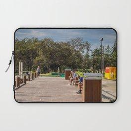 Broadbeach Boardwalk Laptop Sleeve