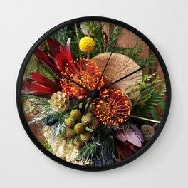Rusitc Wall Clock
