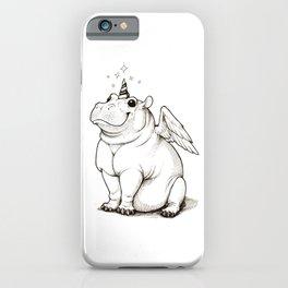 The Hippocorn iPhone Case