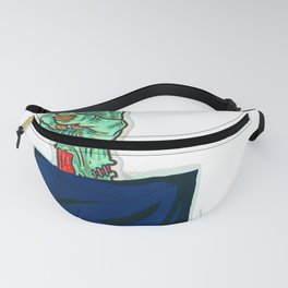 Halloween Zombie Hand Joint Pocket Fanny Pack