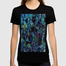Fragments- Blue Mosaic  T-shirt