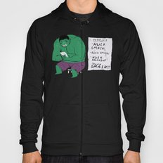 Hulk to do list. Hoody