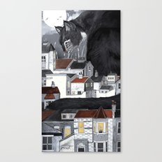 This Way Home Canvas Print