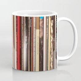Alt Country Rock Records Coffee Mug