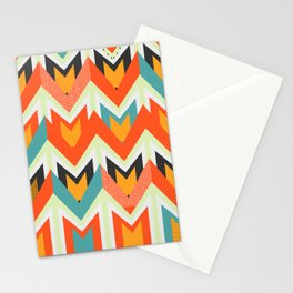 Shapes of joy Stationery Cards