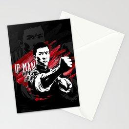 Ip Man, Wing Chun Kung Fu Stationery Cards