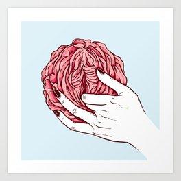 Rose Petals Art Print