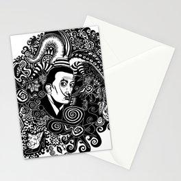 Dali Tribute Stationery Cards