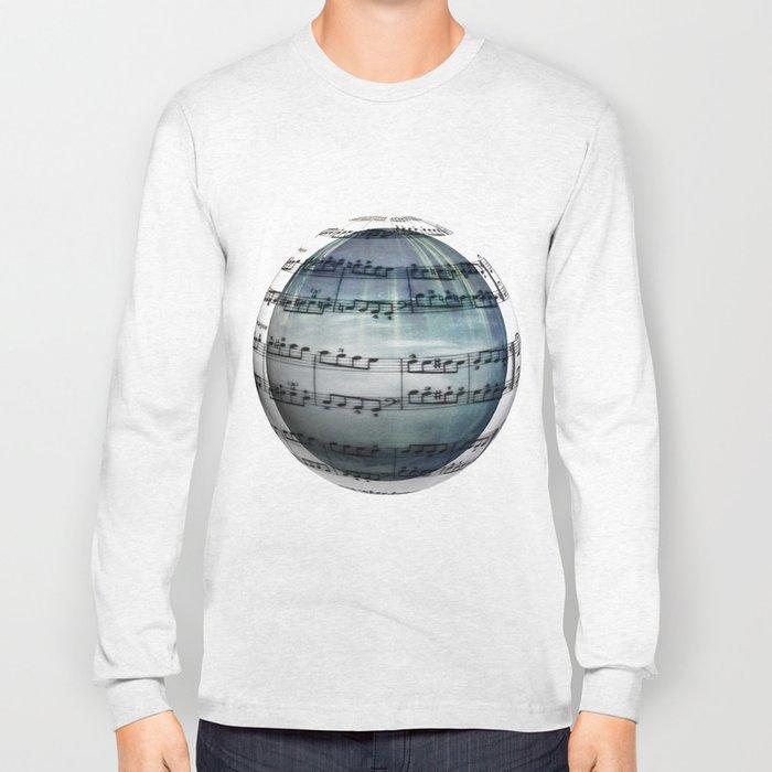 Music is My World Long Sleeve T-shirt