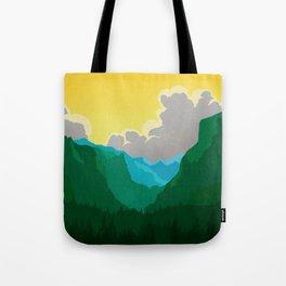 Wilkinson Mountain Pass Tote Bag