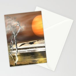Light Effect Stationery Cards