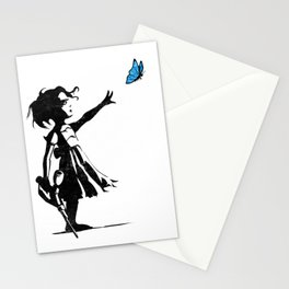 Little sister Stationery Cards