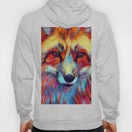 Fox Watercolor 2 Hoody